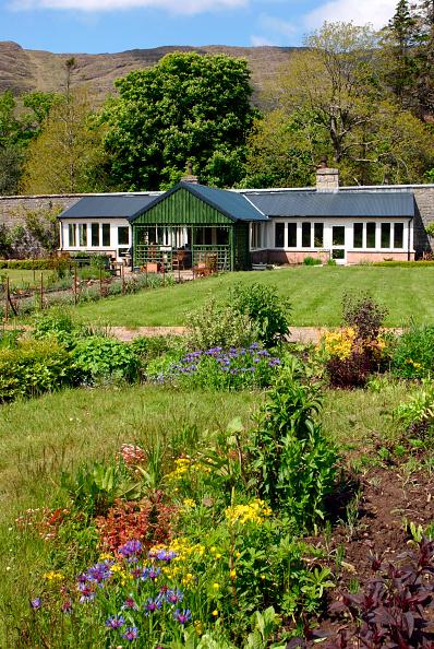 Ornamental Garden「Victorian walled garden, The Potting Shed cafe and restaurant, Applecross, Scotland.」:写真・画像(17)[壁紙.com]