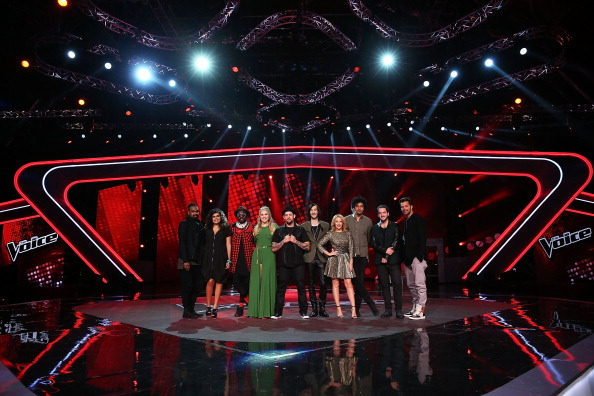 Participant「The Voice Final Five And Their Coaches - Media Call」:写真・画像(5)[壁紙.com]