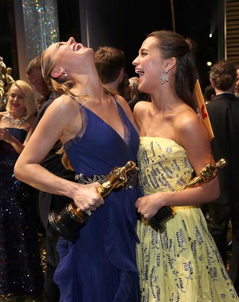 アカデミー賞「88th Annual Academy Awards - Backstage And Audience」:写真・画像(19)[壁紙.com]