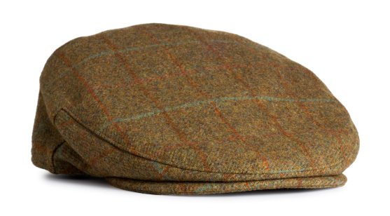 1920-1929「Antique Mens Driver Felt Cap」:スマホ壁紙(7)
