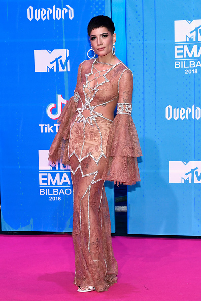 MTV Europe Music Awards「MTV EMAs 2018 - Red Carpet Arrivals」:写真・画像(13)[壁紙.com]