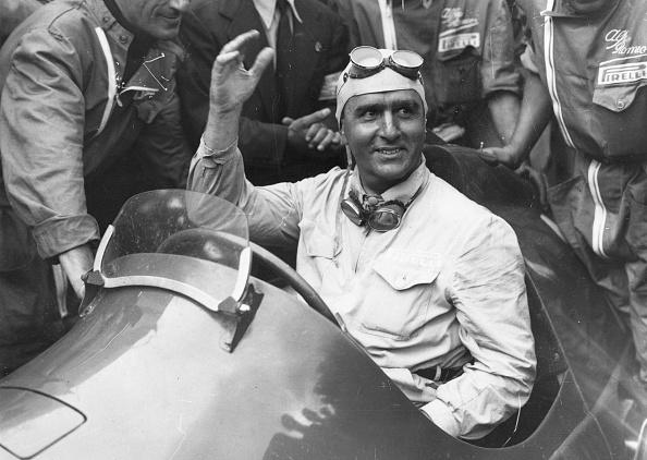 Alfa Romeo「Farina Wins Trophy」:写真・画像(10)[壁紙.com]