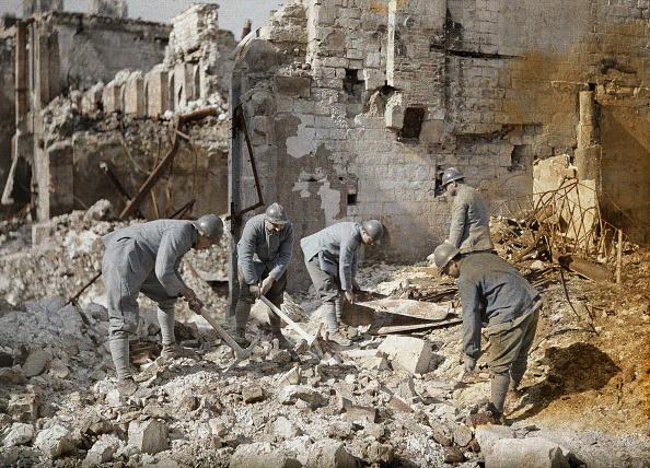 Damaged「The ruins of Reims」:写真・画像(17)[壁紙.com]