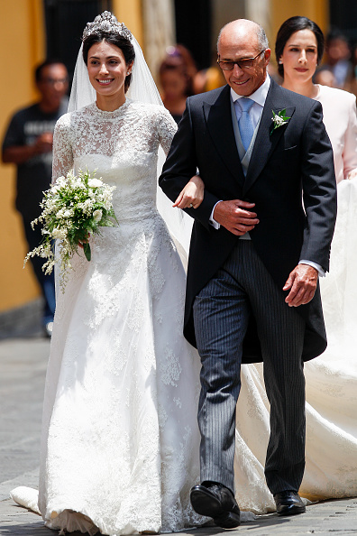 Bouquet「Wedding of Prince Christian of Hanover and Alessandra de Osma in Lima」:写真・画像(9)[壁紙.com]