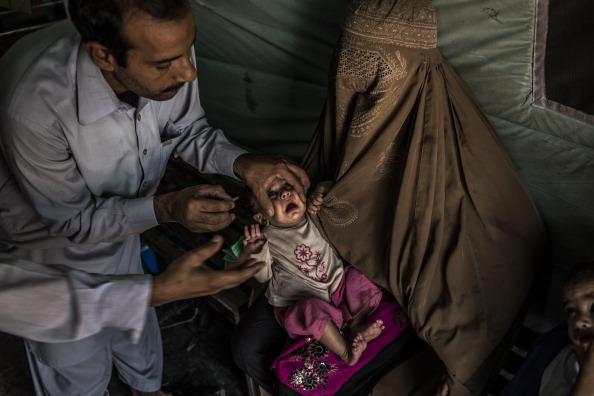 Pakistan「The Battle To Eradicate Polio In Pakistan」:写真・画像(0)[壁紙.com]