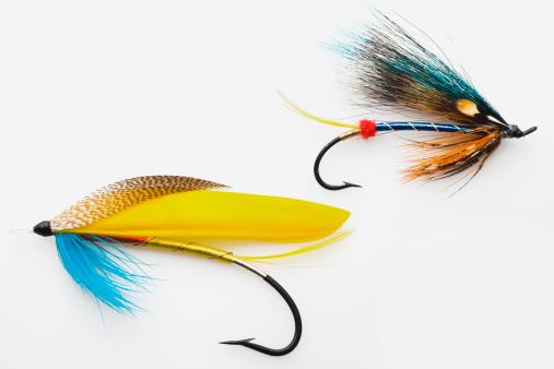 North Yorkshire「Fly fishing lures」:スマホ壁紙(8)