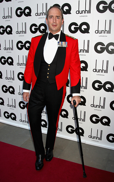 Colonel「GQ Men Of The Year Awards - Red Carpet Arrivals」:写真・画像(2)[壁紙.com]