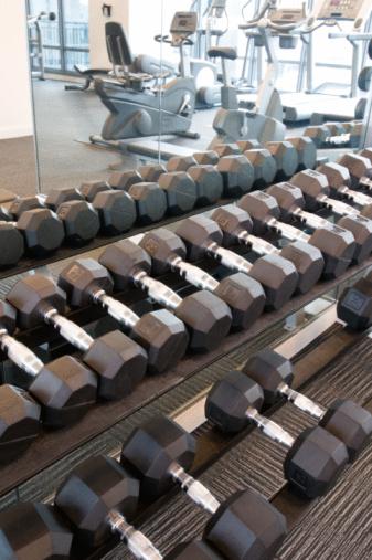 Rack「Exercise equipment」:スマホ壁紙(13)