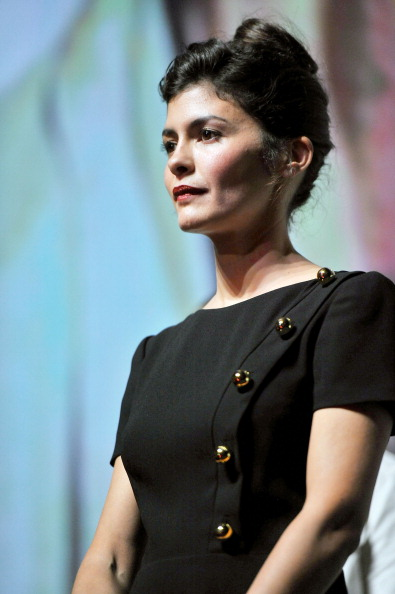 "Audrey Tautou「""Therese Desqueyroux"" Premiere - 2012 Toronto International Film Festival」:写真・画像(1)[壁紙.com]"