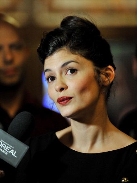 "Audrey Tautou「""Therese Desqueyroux"" Premiere - 2012 Toronto International Film Festival」:写真・画像(19)[壁紙.com]"