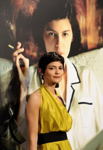 """Audrey Tautou「Audrey Tautou Attends """"Coco"""" Madrid Premiere」:写真・画像(6)[壁紙.com]"""