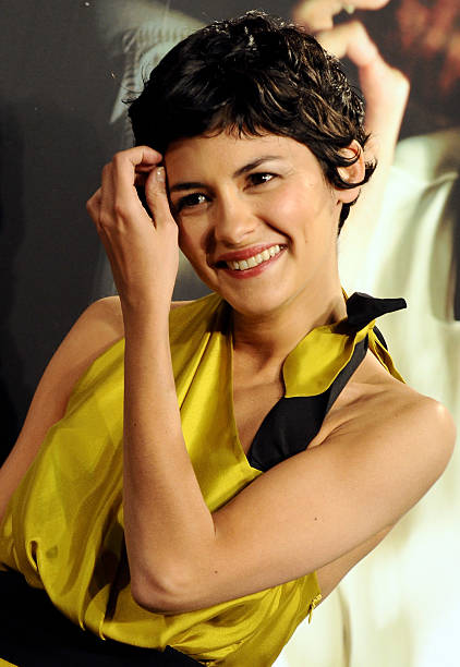 """Audrey Tautou Attends """"Coco"""" Madrid Premiere:ニュース(壁紙.com)"""