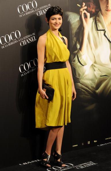 """Audrey Tautou「Audrey Tautou Attends """"Coco"""" Madrid Premiere」:写真・画像(8)[壁紙.com]"""