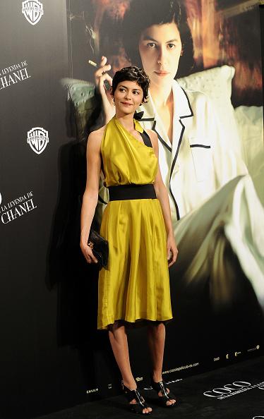 """Audrey Tautou「Audrey Tautou Attends """"Coco"""" Madrid Premiere」:写真・画像(7)[壁紙.com]"""