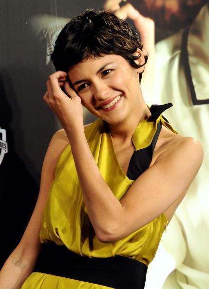 """Audrey Tautou「Audrey Tautou Attends """"Coco"""" Madrid Premiere」:写真・画像(19)[壁紙.com]"""