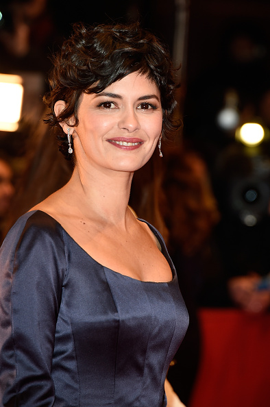 Audrey Tautou「'Nobody Wants the Night' Premiere - 65th Berlinale International Film Festival」:写真・画像(5)[壁紙.com]