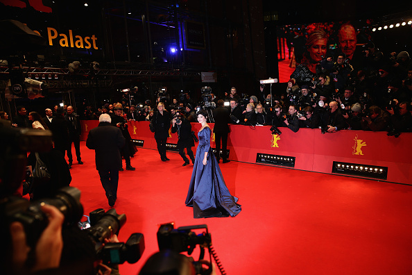 Audrey Tautou「'Nobody Wants the Night' Premiere - 65th Berlinale International Film Festival」:写真・画像(19)[壁紙.com]