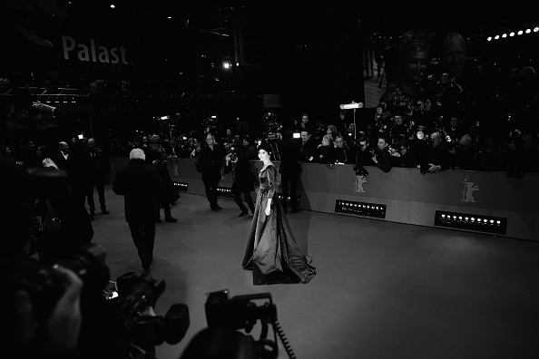 Audrey Tautou「Alternative Views Of Celebrities - 65th Berlinale International Film Festival」:写真・画像(17)[壁紙.com]