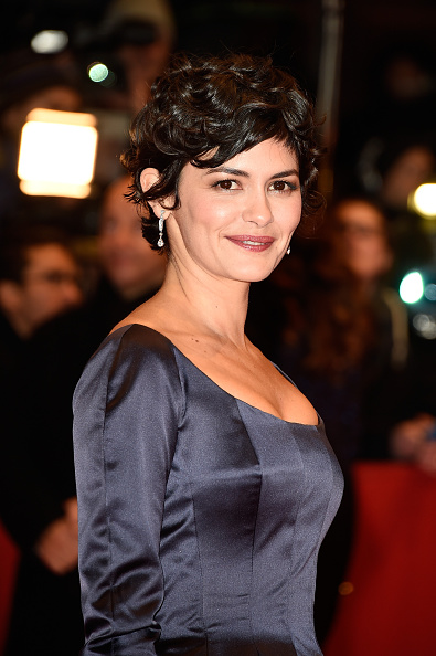 Audrey Tautou「'Nobody Wants the Night' Premiere - 65th Berlinale International Film Festival」:写真・画像(3)[壁紙.com]