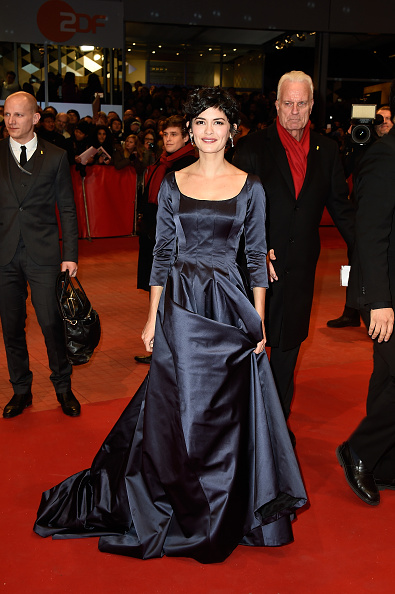 Audrey Tautou「'Nobody Wants the Night' Premiere - 65th Berlinale International Film Festival」:写真・画像(14)[壁紙.com]