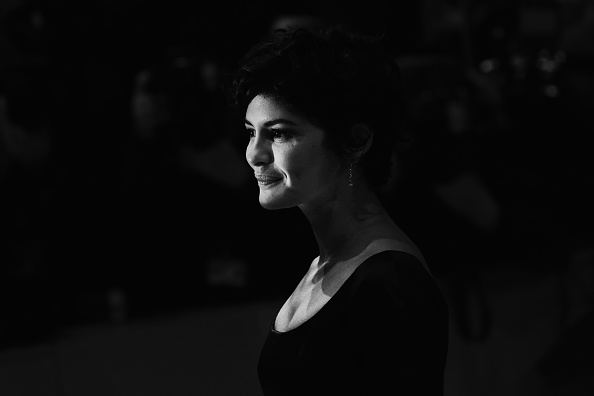 Audrey Tautou「Alternative Views Of Celebrities - 65th Berlinale International Film Festival」:写真・画像(8)[壁紙.com]