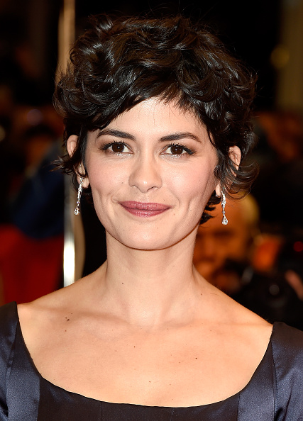 Audrey Tautou「'Nobody Wants the Night' Premiere - 65th Berlinale International Film Festival」:写真・画像(9)[壁紙.com]