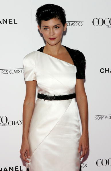 """Audrey Tautou「CHANEL Presents the New York Premiere of """"Coco Before CHANEL"""" - Red Carpet」:写真・画像(12)[壁紙.com]"""