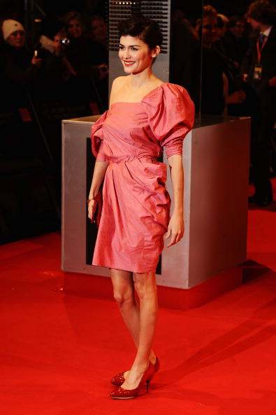 Audrey Tautou「Orange British Academy Film Awards 2010 - Red Carpet Arrivals」:写真・画像(13)[壁紙.com]