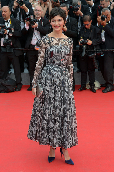 オドレイ・トトゥ「Opening Ceremony & 'Grace Of Monaco' Premiere - The 67th Annual Cannes Film Festival」:写真・画像(18)[壁紙.com]