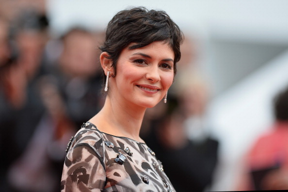 "Audrey Tautou「Opening Ceremony & ""Grace Of Monaco"" Premiere - The 67th Annual Cannes Film Festival」:写真・画像(0)[壁紙.com]"