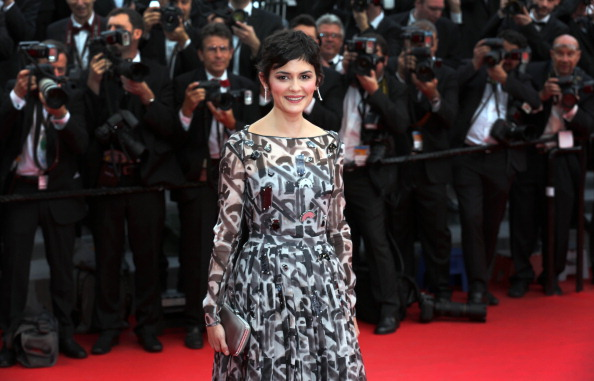 """Audrey Tautou「Opening Ceremony & """"Grace Of Monaco"""" Premiere - The 67th Annual Cannes Film Festival」:写真・画像(13)[壁紙.com]"""