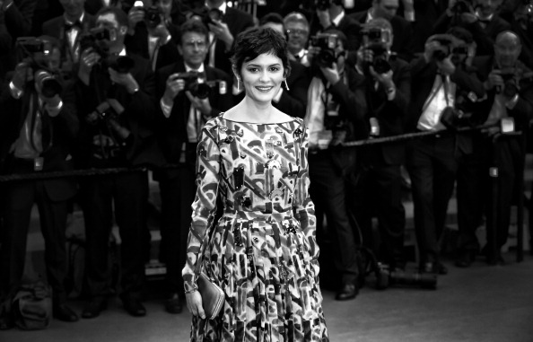 """Audrey Tautou「Opening Ceremony & """"Grace Of Monaco"""" Premiere - The 67th Annual Cannes Film Festival」:写真・画像(10)[壁紙.com]"""