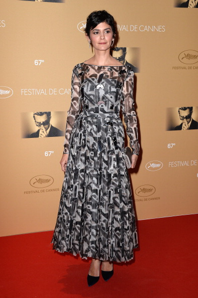 Audrey Tautou「Opening Ceremony Dinner - The 67th Annual Cannes Film Festival」:写真・画像(10)[壁紙.com]