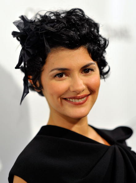 "Audrey Tautou「Premiere Of Sony Pictures Classics' ""Coco Before Chanel"" - Arrivals」:写真・画像(6)[壁紙.com]"
