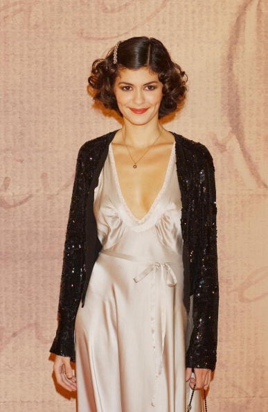 "Audrey Tautou「Premiere of ""A Very Long Engagement"" - Spain」:写真・画像(6)[壁紙.com]"