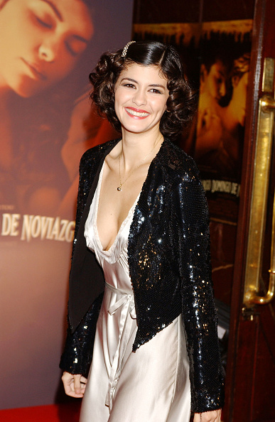 "Audrey Tautou「Premiere of ""A Very Long Engagement"" - Spain」:写真・画像(7)[壁紙.com]"