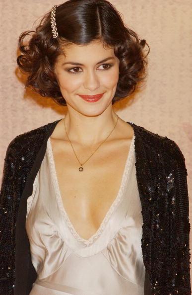 "Audrey Tautou「Premiere of ""A Very Long Engagement"" - Spain」:写真・画像(19)[壁紙.com]"