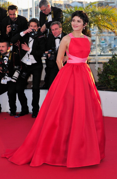 Audrey Tautou「Palme D'Or Winners Photocall - The 66th Annual Cannes Film Festival」:写真・画像(10)[壁紙.com]