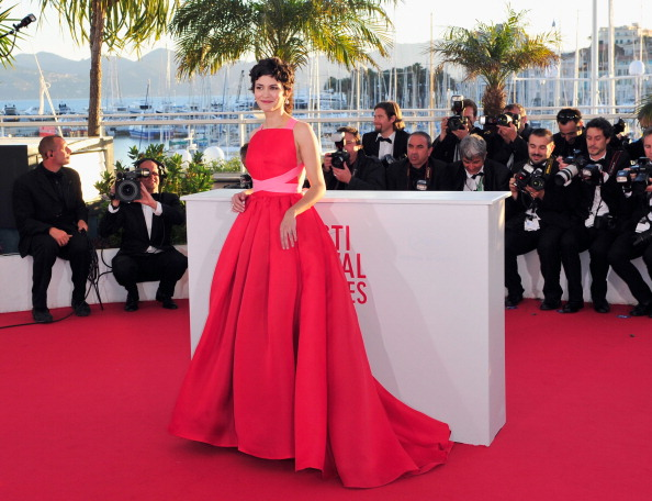Audrey Tautou「Palme D'Or Winners Photocall - The 66th Annual Cannes Film Festival」:写真・画像(0)[壁紙.com]