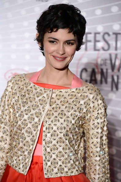 Audrey Tautou「Palme D'Or Winners Dinner Arrivals - The 66th Annual Cannes Film Festival」:写真・画像(19)[壁紙.com]