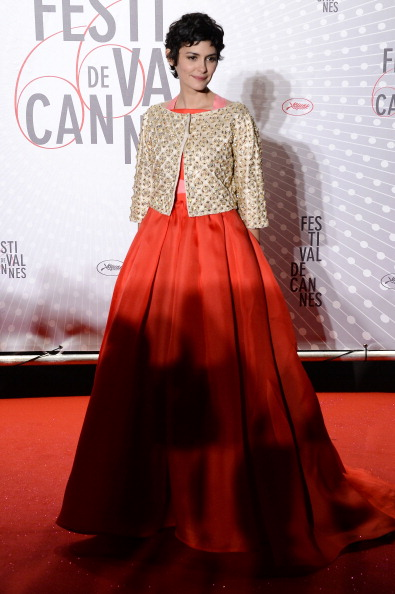 Audrey Tautou「Palme D'Or Winners Dinner Arrivals - The 66th Annual Cannes Film Festival」:写真・画像(9)[壁紙.com]