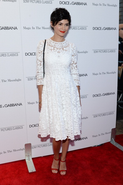 """Audrey Tautou「""""Magic In The Moonlight"""" New York Premiere - Arrivals」:写真・画像(14)[壁紙.com]"""