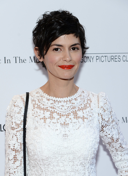 "Audrey Tautou「""Magic In The Moonlight"" New York Premiere - Arrivals」:写真・画像(1)[壁紙.com]"