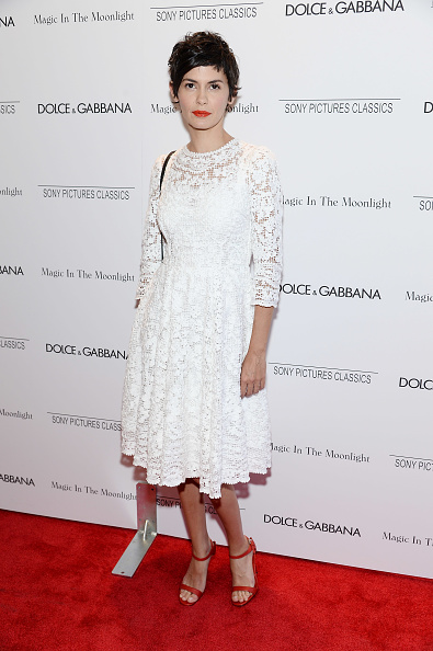 "Audrey Tautou「""Magic In The Moonlight"" New York Premiere - Arrivals」:写真・画像(2)[壁紙.com]"