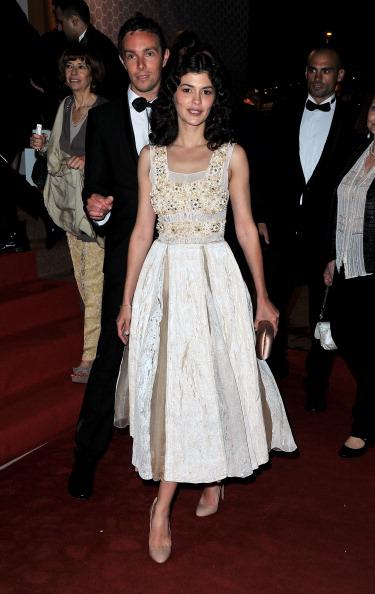 Audrey Tautou「Winners Dinner Arrivals - 65th  Annual Cannes Film Festival」:写真・画像(4)[壁紙.com]