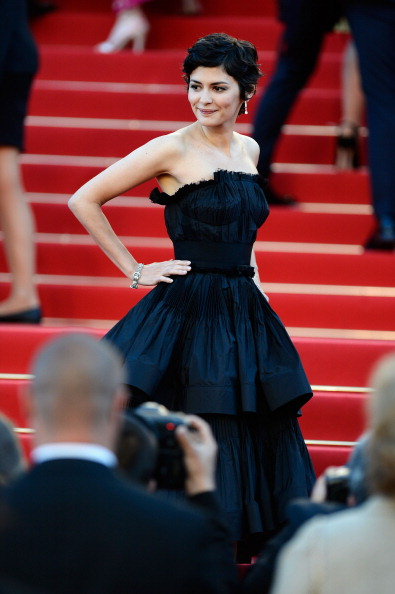 Audrey Tautou「'La Venus A La Fourrure' Premiere - The 66th Annual Cannes Film Festival」:写真・画像(14)[壁紙.com]