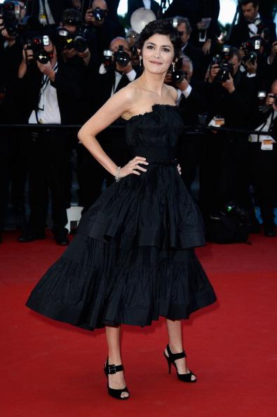 Audrey Tautou「'La Venus A La Fourrure' Premiere - The 66th Annual Cannes Film Festival」:写真・画像(13)[壁紙.com]