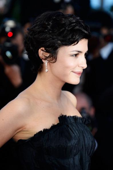 Audrey Tautou「'La Venus A La Fourrure' Premiere - The 66th Annual Cannes Film Festival」:写真・画像(18)[壁紙.com]