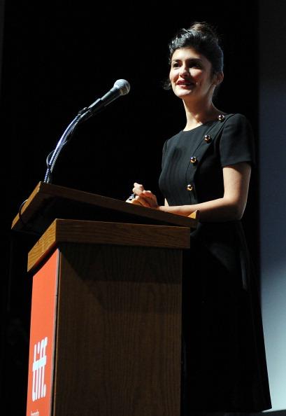 "Audrey Tautou「""Therese Desqueyroux"" Premiere - 2012 Toronto International Film Festival」:写真・画像(8)[壁紙.com]"