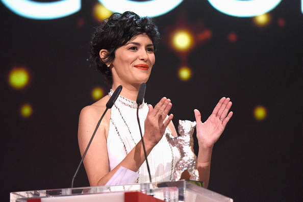 Audrey Tautou「Closing Ceremony - 65th Berlinale International Film Festival」:写真・画像(14)[壁紙.com]